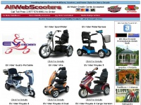 Medical Mobility, Bariatric and Mobilizer Scooters