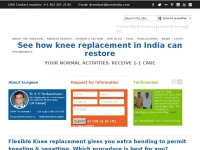 Knee Replacement Surgery | Gender Specific & Total Knee Replacement Surgery in India