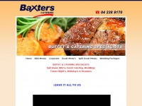 Baxterscatering.co.nz