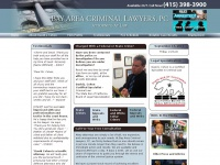 Bay Area Criminal Lawyers, PC Experience Dedication Reasonable Prices (415) 398-3900 24hr