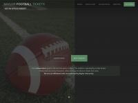 baylorfootballtickets.com