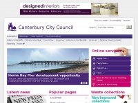 canterbury.gov.uk Thumbnail