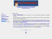 sosmath.com