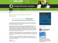 canadianneuropathyassociation.org Thumbnail