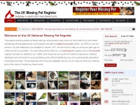 nationalpetregister.org Thumbnail
