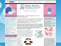 Bdaybears.com - Unstuffed Bears - Unstuffed Teddy Bears - No Sew Unstuffed Teddy Bears