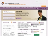 sleepresearchsociety.org
