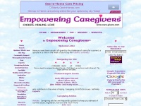 Empowering Caregivers - Choices, Healing, Love