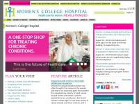Women's College Hospital - Home