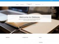 ekklesia.co.uk Thumbnail