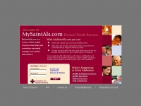 Welcome to MySaintAls.com