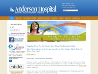 Welcome to Anderson Hospital