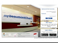 Mybeaumontchart.com - myBeaumontChart - Login Page