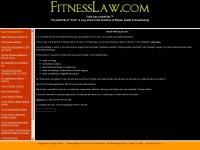 fitnesslaw.com