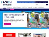 rcpch.ac.uk