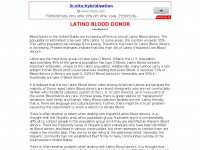 latinoblood.com