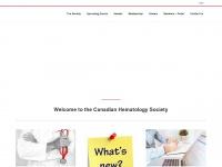 canadianhematologysociety.org Thumbnail