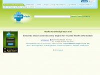 HealthMash - The Best Semantic Health Search Engine and Health Knowledge Base