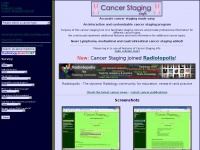 cancerstaging.info Thumbnail