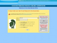 Minervamedicaonlinesubmission.it