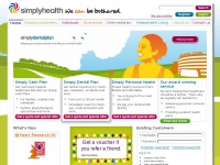 simplyhealth.co.uk Thumbnail