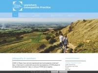 lewishamosteopathy.co.uk