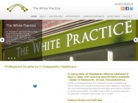 Thewhitepractice.co.uk