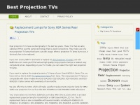 bestprojectiontvs.com