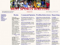 Best Sports Writing - The Best Books, Features And Profiles From Around The World