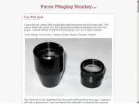 fecesflingingmonkey.com