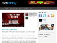 Most trusted Online Casino sites | betlobby