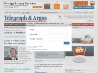 thetelegraphandargus.co.uk Thumbnail