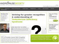 andropausesociety.org