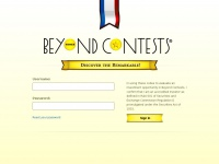 Beyondcontests.us