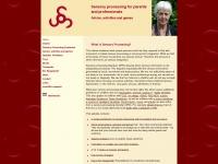 sensoryprocessing.info