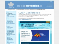 Suicideprevention.ca