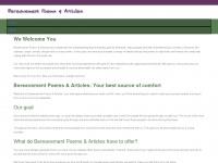 bereavement-poems-articles.com