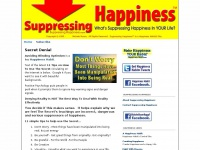 suppressinghappiness.com
