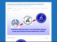 Respiratorynursingsociety.org