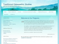 Biodo.com - Welcome to Our Programs - Traditional Osteopathic Studies