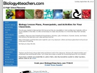 biology4teachers.com