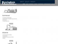 Birmingham and Associates | Building Contractors Birmingham Alabama Steel Stainless Fiberglass FRP Retrofit Roofs.2