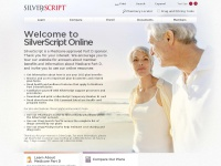 Silverscript.com - Medicare Prescription Drug Plans | SilverScript