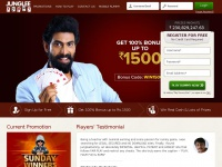 Jungleerummy.com - Play Rummy Online | Claim Rs.5000 Welcome Bonus today