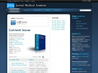 Jurnal Medical Aradean - Current Issue