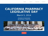 capharmacylegislativeday.com