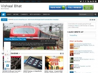 vishaalbhat.com