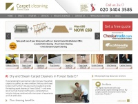carpetcleaning-forestgate.co.uk Thumbnail