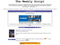 weeklyscript.com