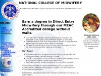 National College of Midwifery, www.midwiferycollege.org